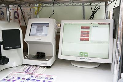 内分泌検査機器